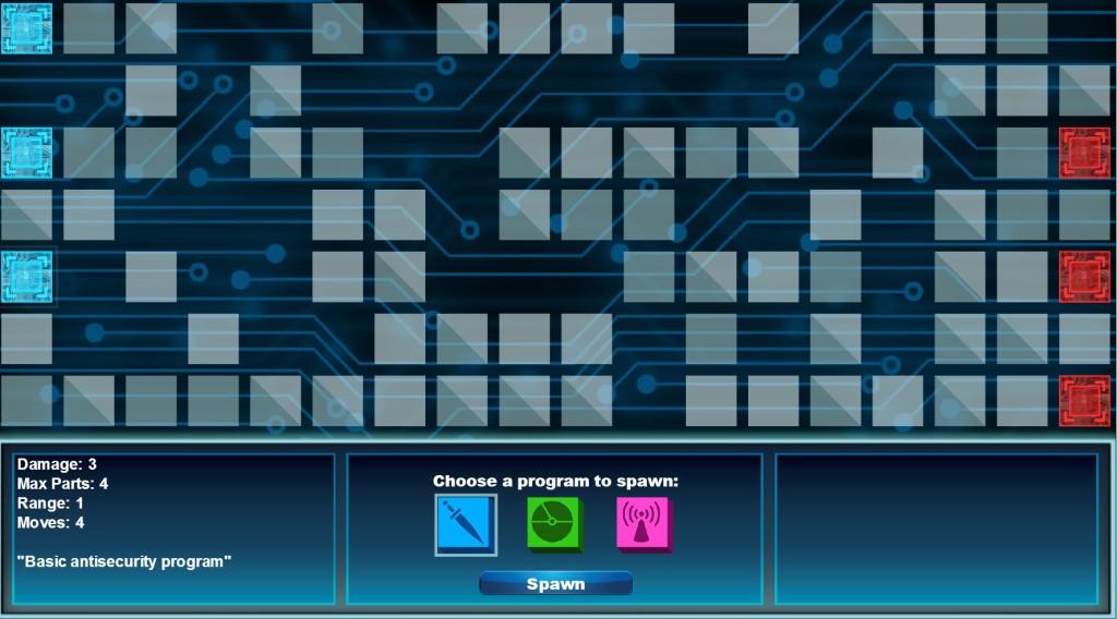 player spawning image