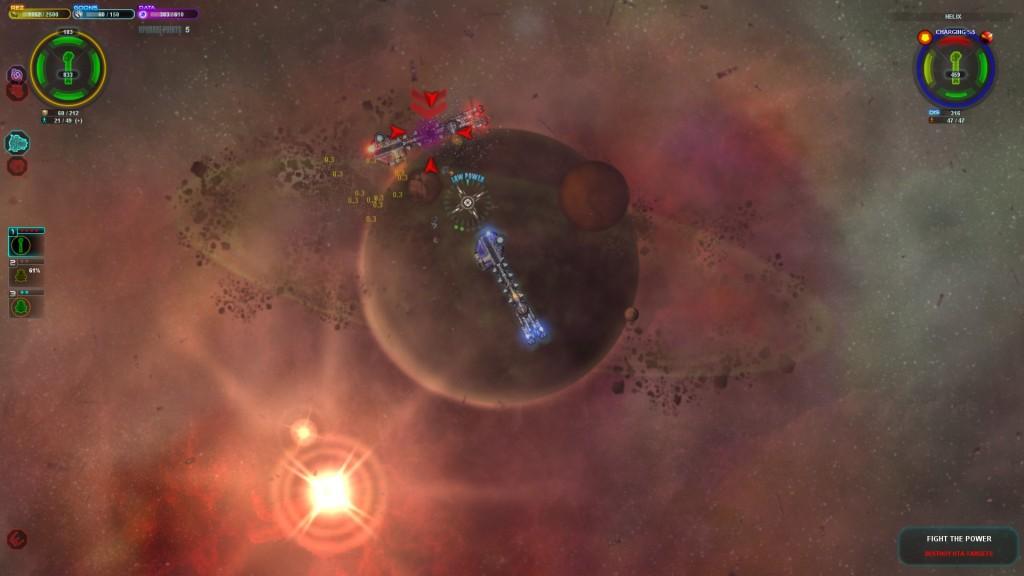 From SPAZ: http://minmax-games.com/SpacePiratesAndZombies/