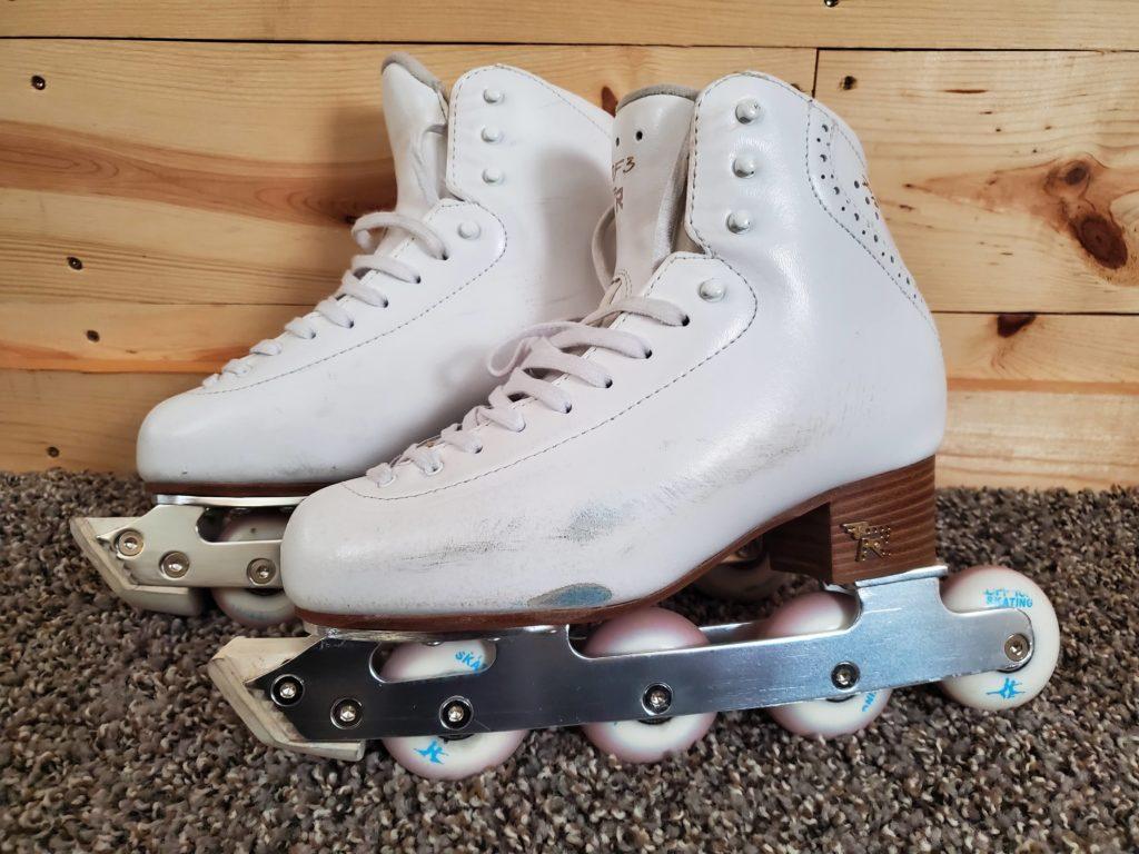 Risport RF3 Off-Ice Skates